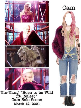 "Yin-Yang ""Born to be Wild (ft. Miles)"" M/V Cam Solo Scene"
