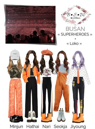 BSW World Tour: Busan