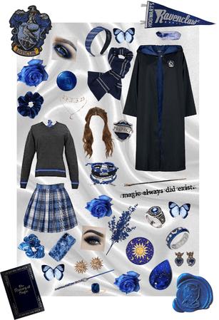 ravenclaw school uniform