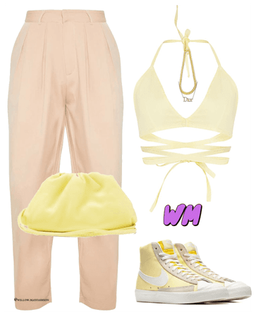 Summer Dior Suit Pant