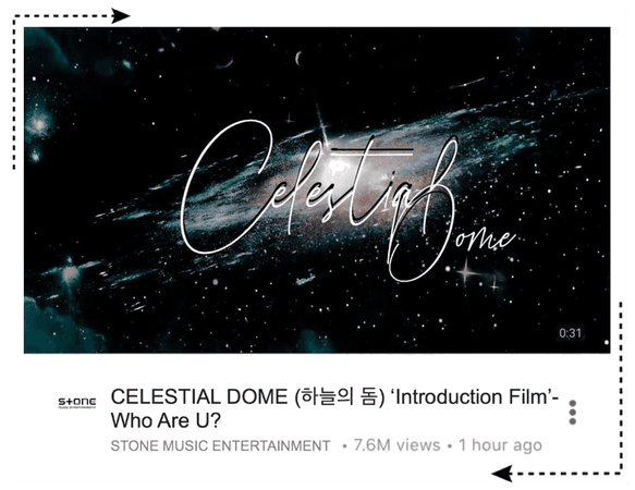 CELESTIAL DOME (하늘의 돔) 'Introduction Film' - Who A