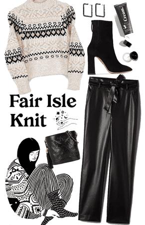 The Fair Isle Sweater