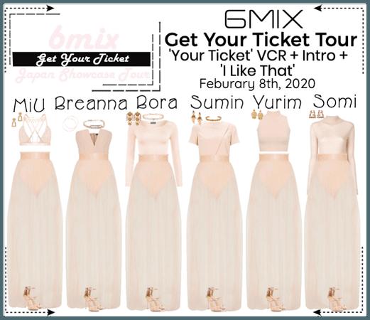 《6mix》Get Your Ticket Tour | Tokyo, Japan