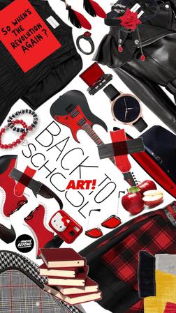 🏫 Art School Style 🏫