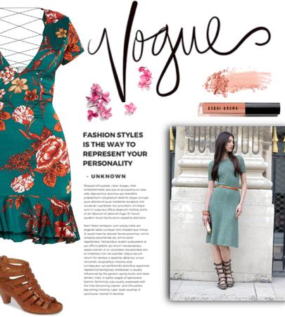 A Vogue Look