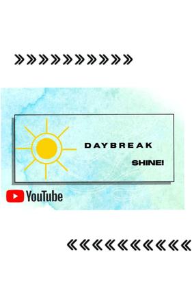[Daybreak Shine!] Logo Revealed!