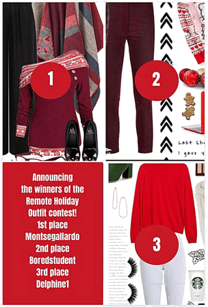 Announcing The Remote Holiday Outfit Winners
