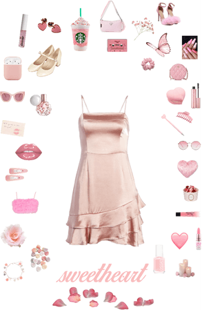🎀 pretty in pink 🎀