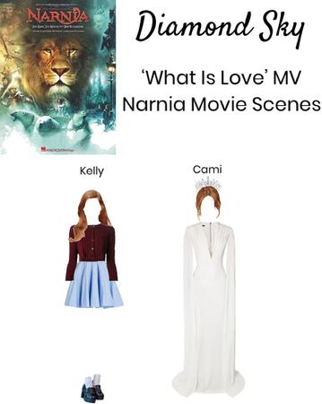 Diamond Sky 'WIL' - Narnia Scenes