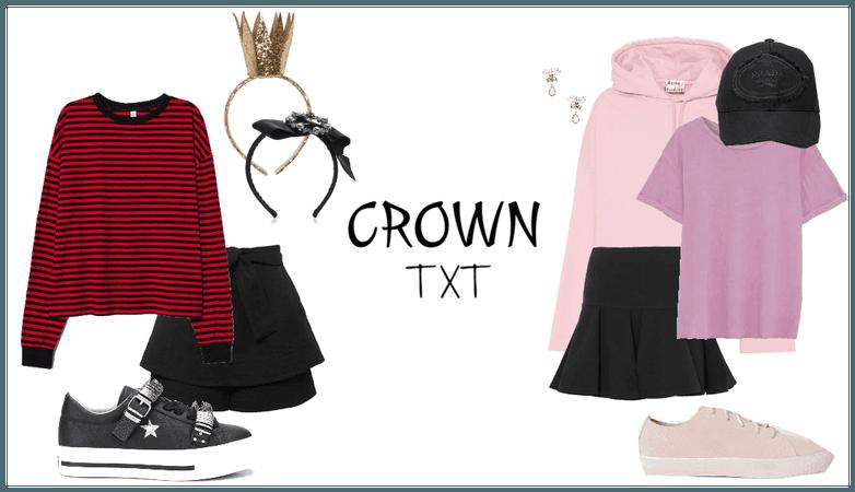 CROWN - TXT