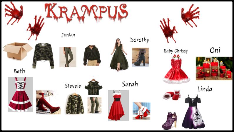 Krampus Presents 2