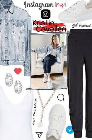Kristin Cavalleri Instagram Style