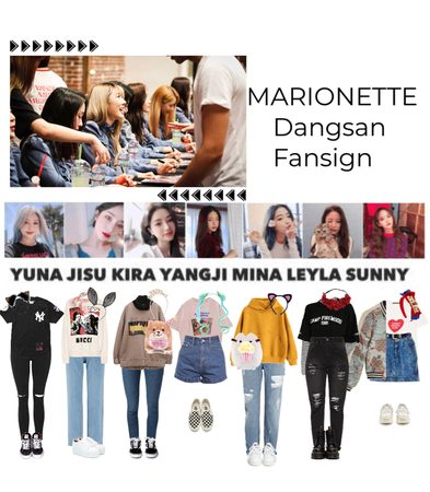 {MARIONETTE} Dangsan Fansign
