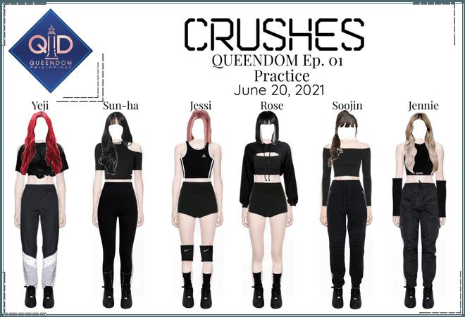 Crushes (호감) QUEENDOM Ep. 01