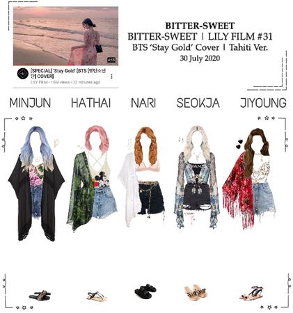 BITTER-SWEET [비터스윗] Lily Film 200730