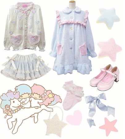 ☆ Littletwinstars inspired ☆