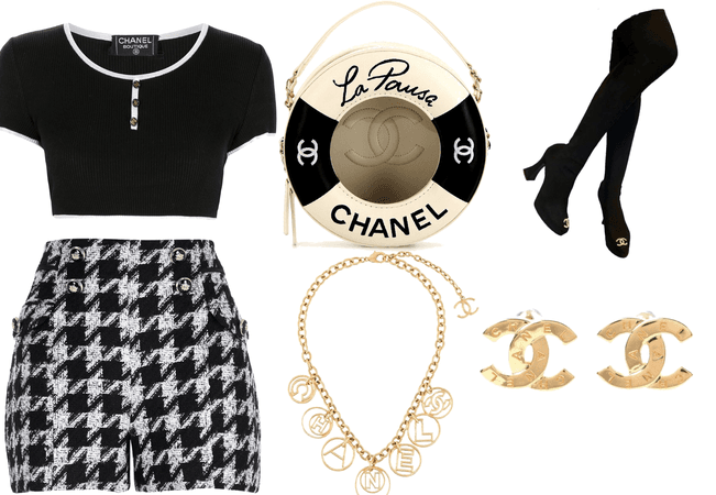 Chanel me!