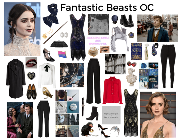 Fantastic Beasts OC