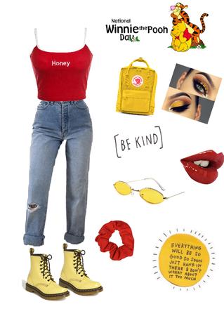 Trendy Winnie the Pooh