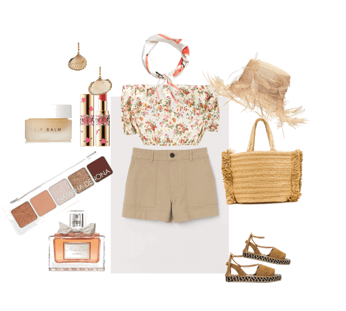 beach style 🌞
