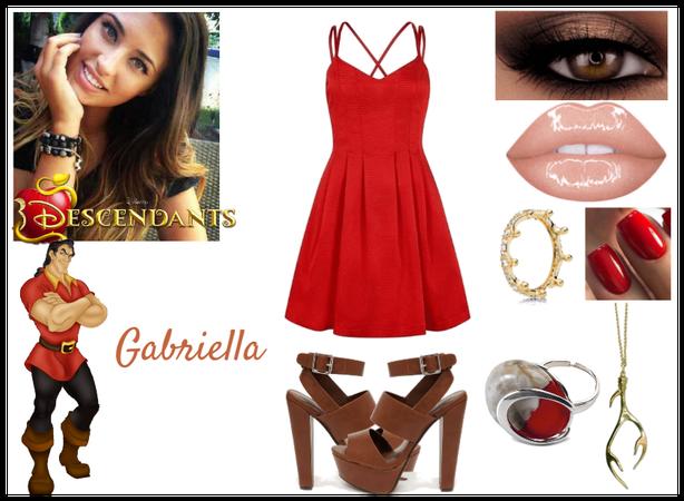 Gabriella - Formal