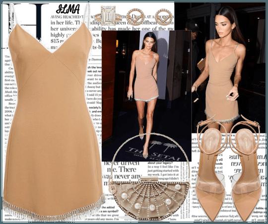 Little Nude Dress