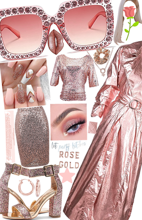 Ravishing in rose gold