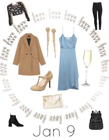 Fancy date