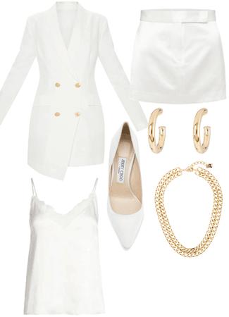 white workwear