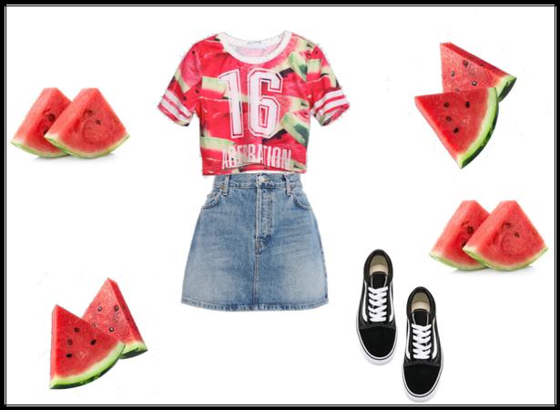 Watermelon Style 🍉