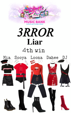 3RROR Liar 4th win