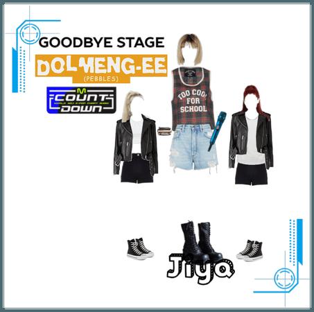 Jiya Dolmeng-ee Goodbye Stage M Countdown