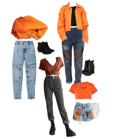 orange year round