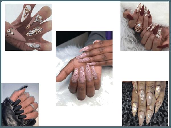 nails o my