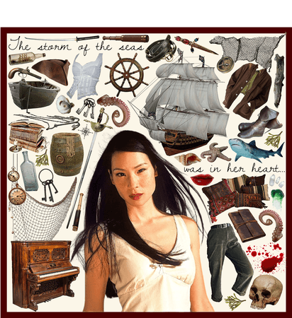 Pirate Queen Lucy Lui