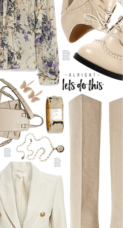 Beige Sophistication