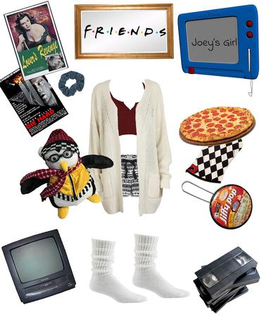 Joey's Girl - Friends OC