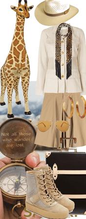 # outerwear safari # weekend # work out Safari Days