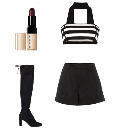 Dance Club outfit Idea