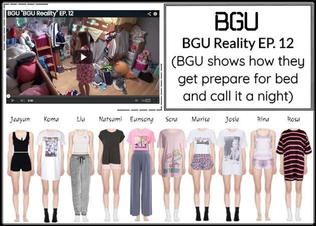 "BGU ""BGU Reality"" EP. 12"