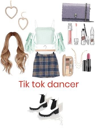 tic toc dance