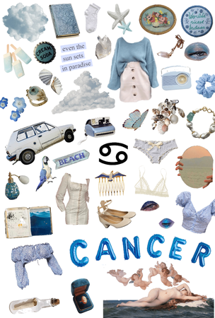 Blues Run the Game (Cancer Sign)
