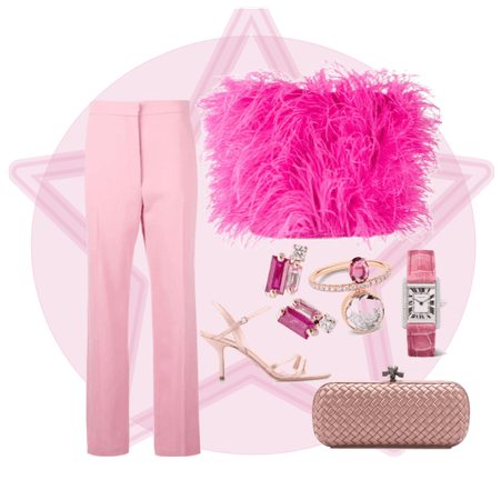 glamours in pink