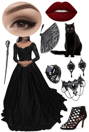 Black Butler Ballgown