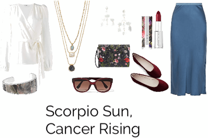Scorpio Sun, Cancer Rising