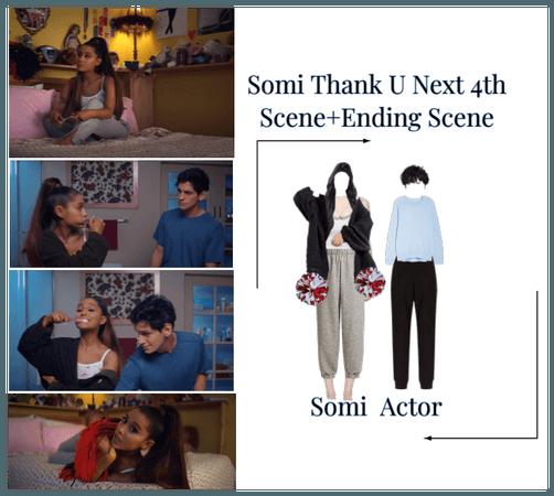 Somi Thank U Next 4th Scene+Ending Scene