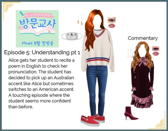 Visiting Teacher   Episode 5: Understanding pt1