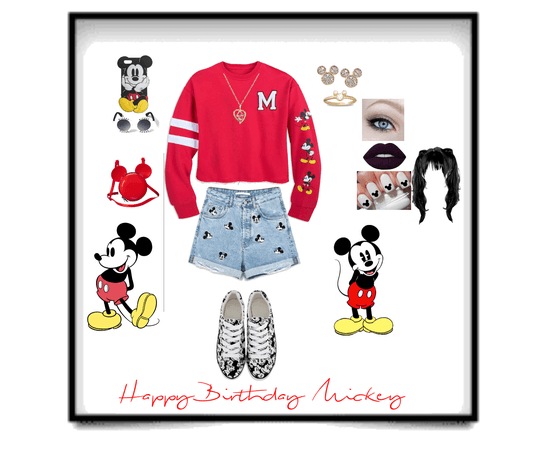 Mickey Mouse's Birthday (1)