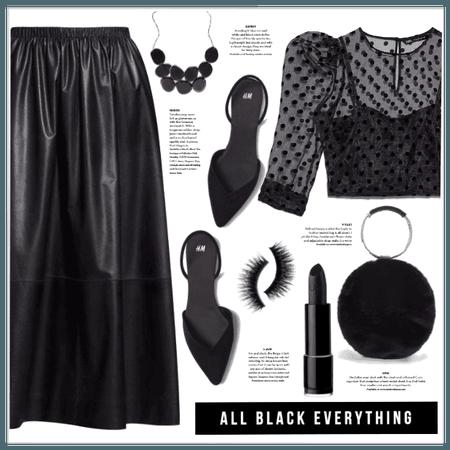 All Black!