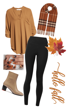Fall trend